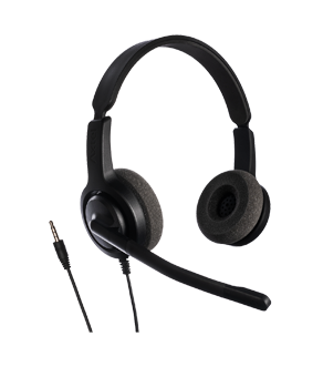Headsets - VOICE PC28 HD duo NC